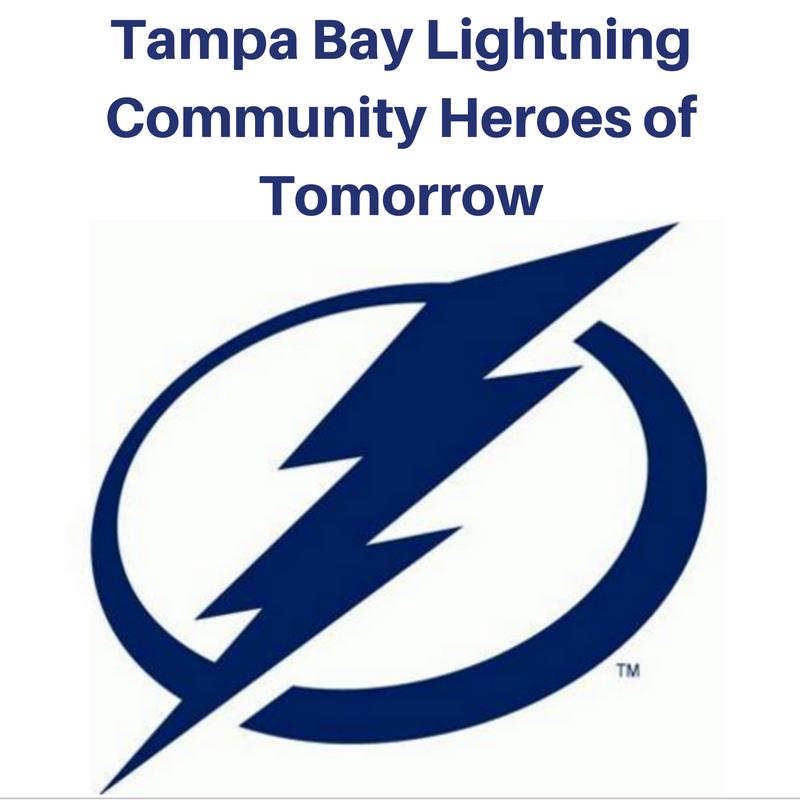 Tampa Bay Lightning Community Hero